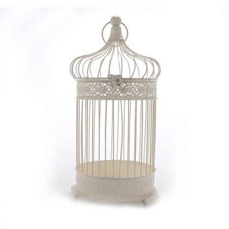 Cream Birdcage